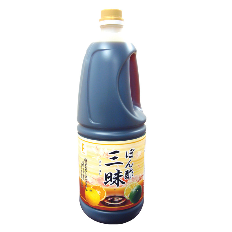 ぽん酢三昧1.8リットル